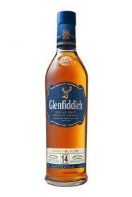 14 years Glenfiddich 750 ml