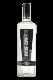 100 proof New amsterdam vodka 750 ml