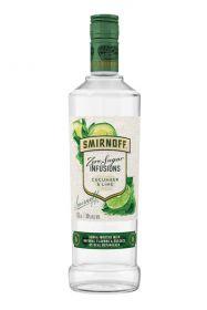 750 ml Smirnoff cucumber & lime