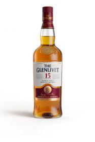 Age 15 years The Glenlivet  750 ml